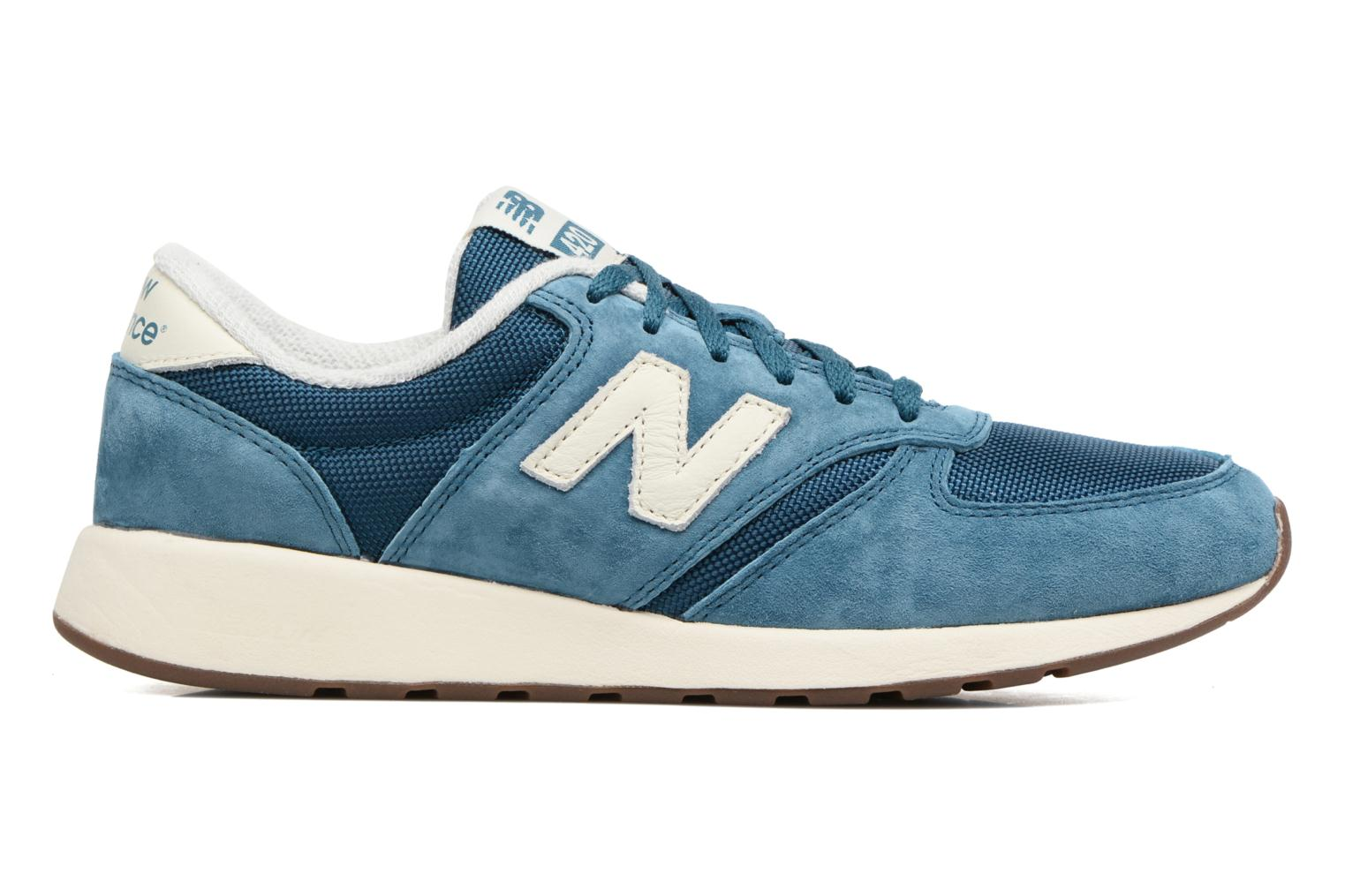 Trainers New Balance WRL420 Blue back view