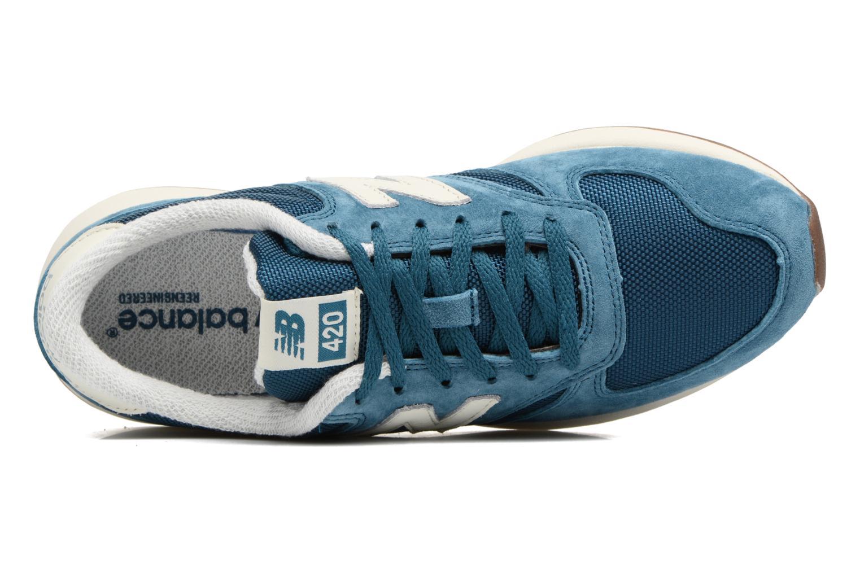 WRL420 MOROCCAN BLUE