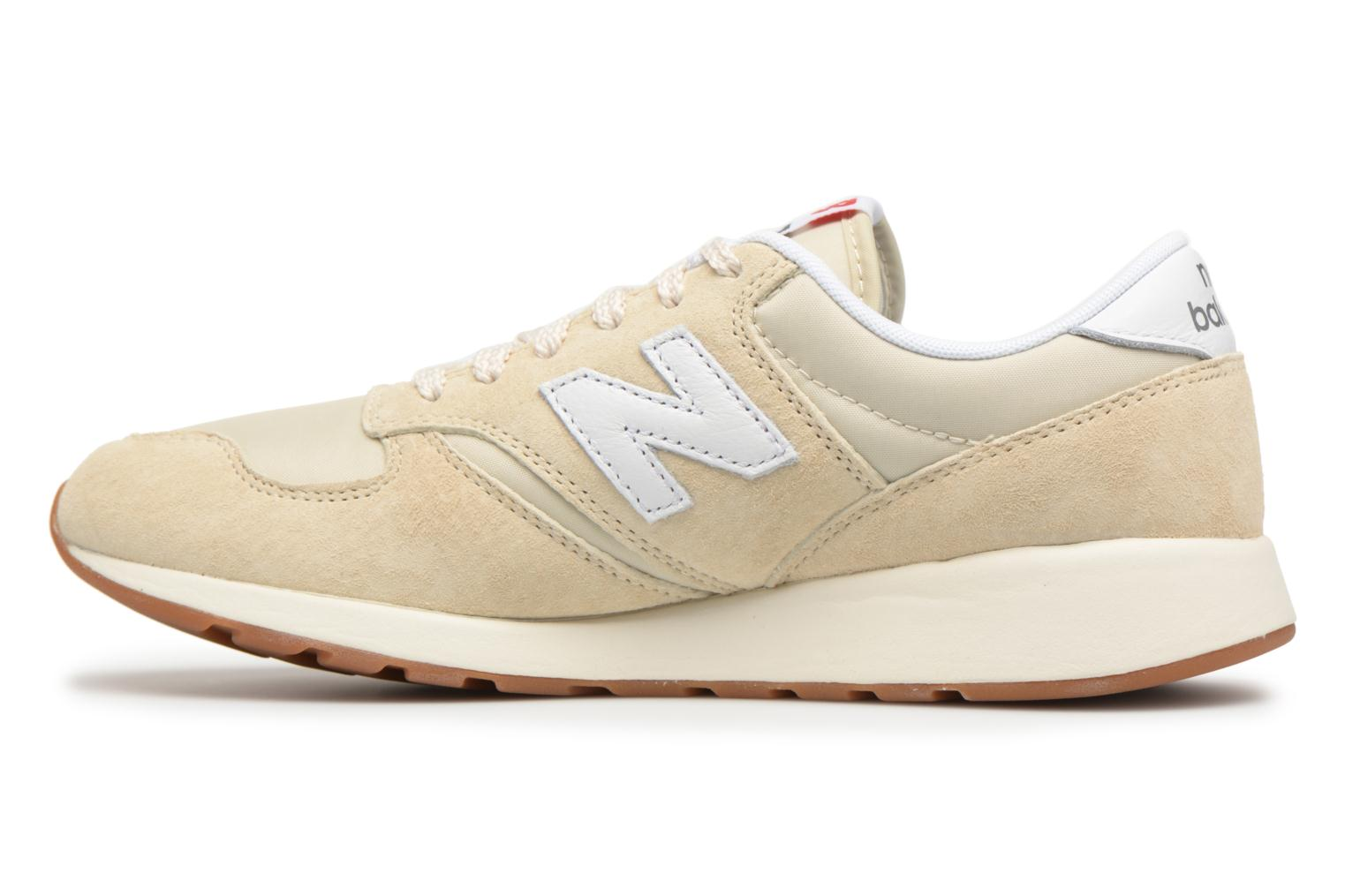 Trainers New Balance WRL420 Beige front view