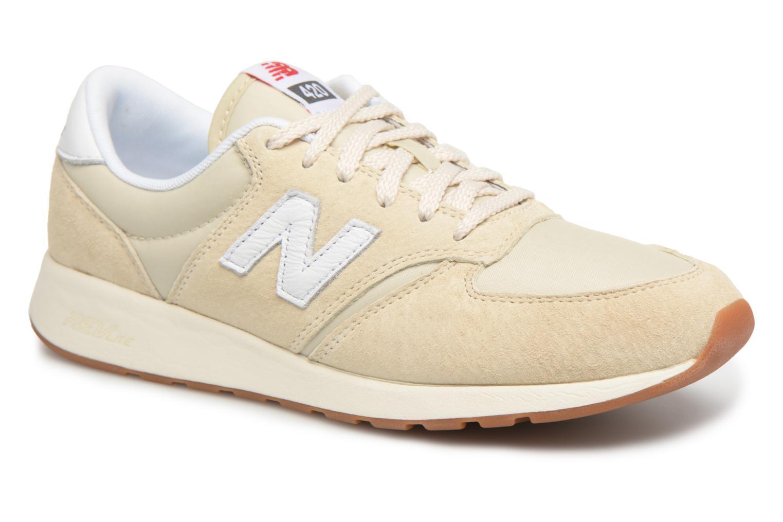 Grandes descuentos últimos zapatos New Balance WRL420 (Beige) - Deportivas Descuento
