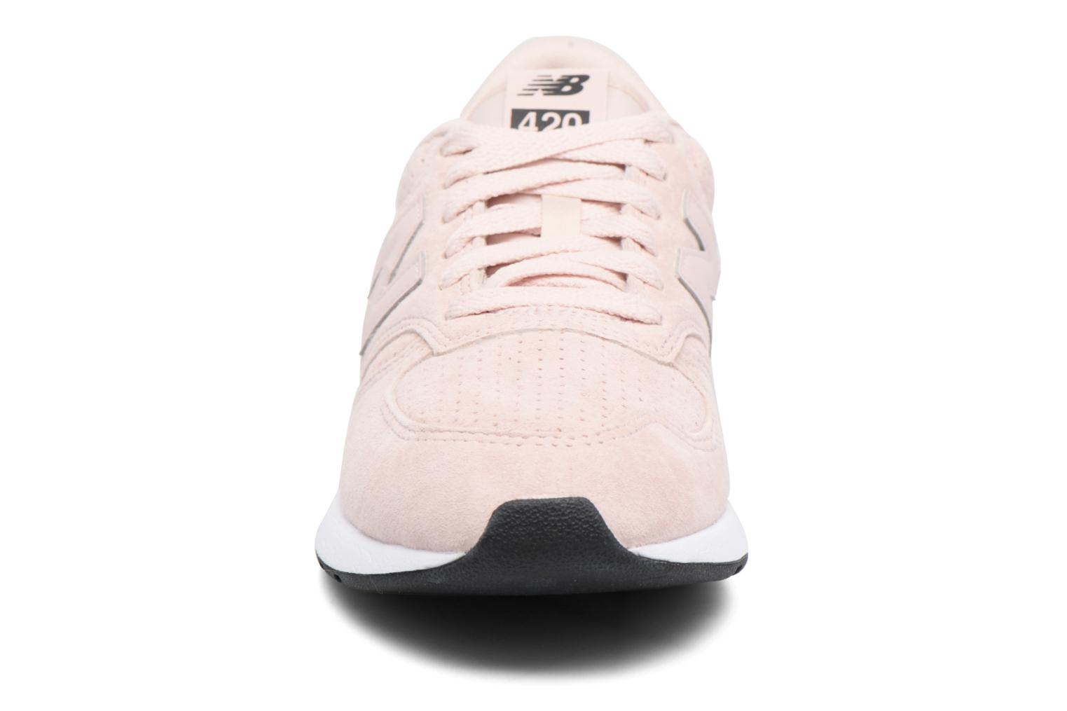 Sneakers New Balance MRL420 W Roze model