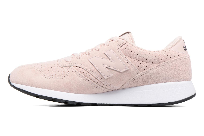 Sneaker New Balance MRL420 W rosa ansicht von vorne