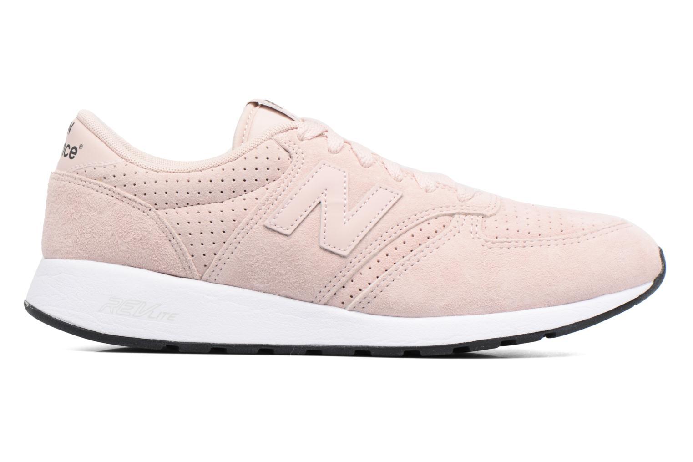 Sneaker New Balance MRL420 W rosa ansicht von hinten