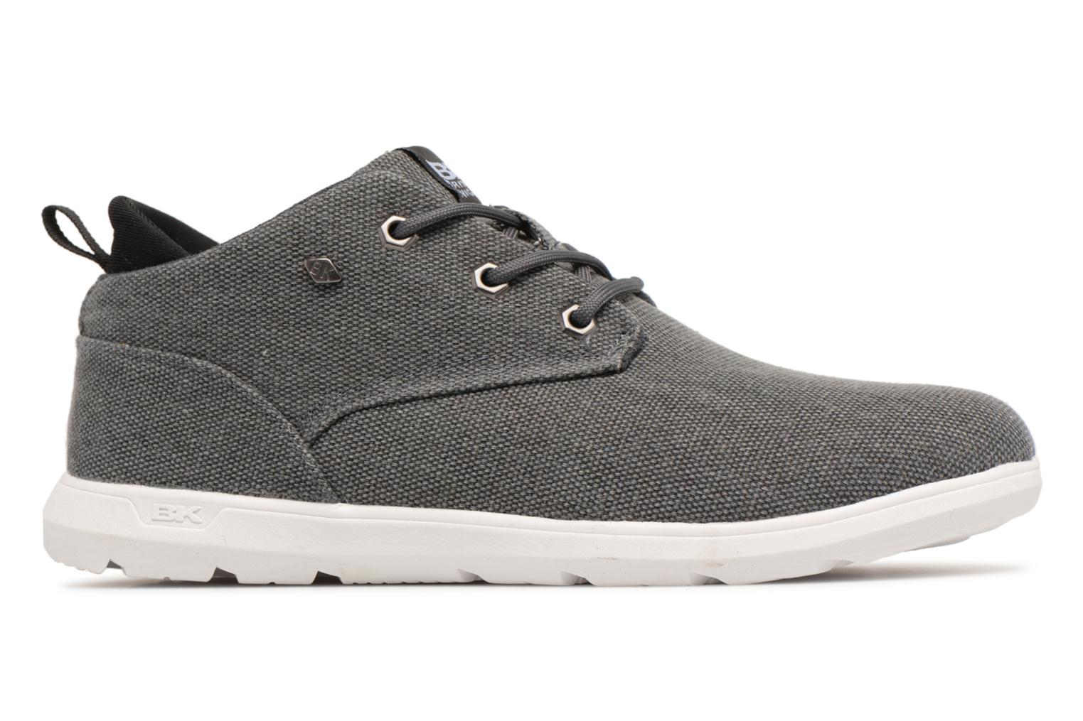 Trainers British Knights Calix Grey back view