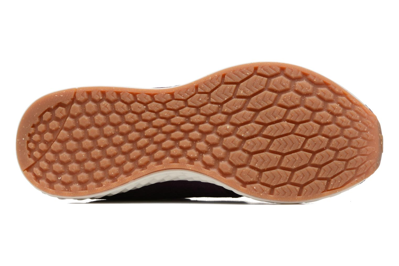 Chaussures de sport New Balance WCRUZ Violet vue haut