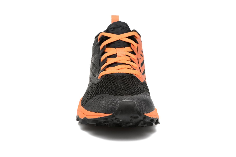 Chaussures de sport Merrell Dexterity Tough Mudder Noir vue portées chaussures