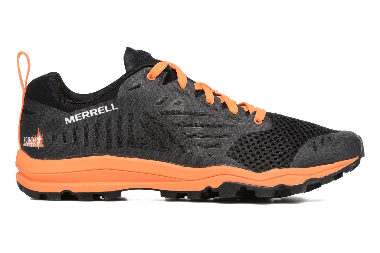 Chaussures de sport Merrell Dexterity Tough Mudder Noir vue derrière