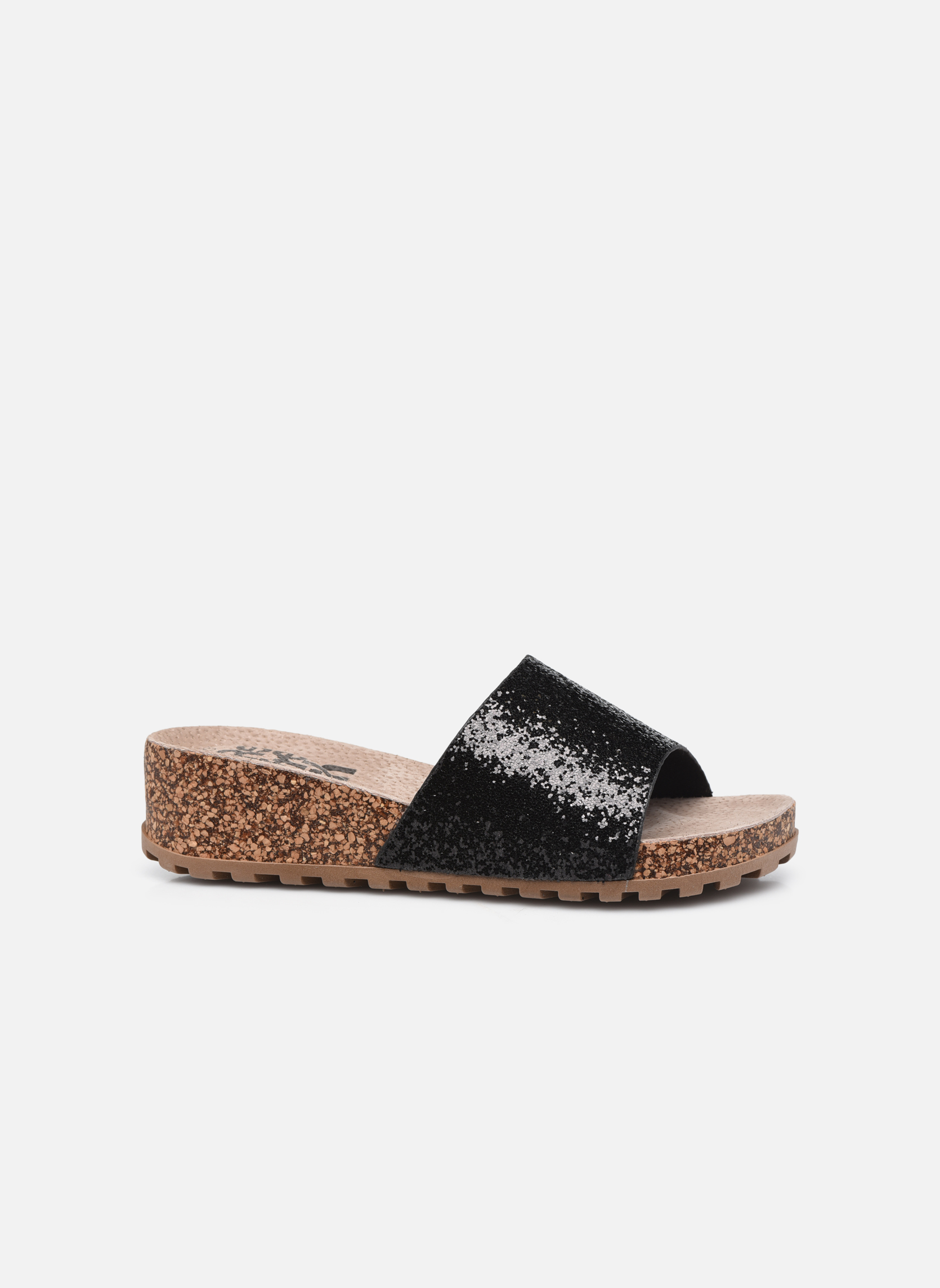 Mules & clogs Refresh Baille Black back view