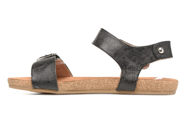 Sandales et nu-pieds Refresh Belk Noir vue face