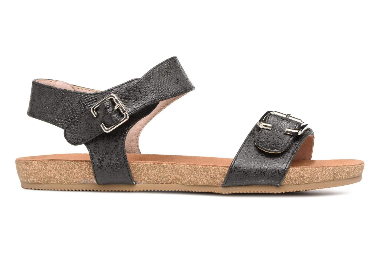 Sandales et nu-pieds Refresh Belk Noir vue derrière