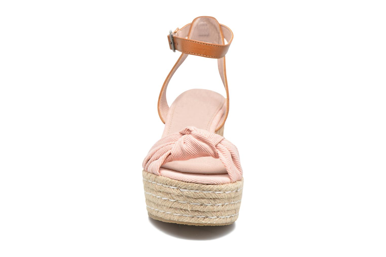 Sandals Refresh Rébu Pink model view