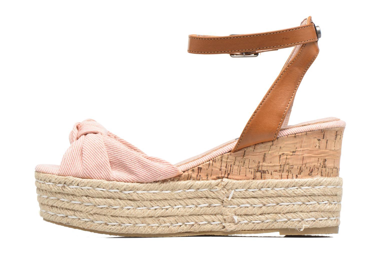 Sandals Refresh Rébu Pink front view