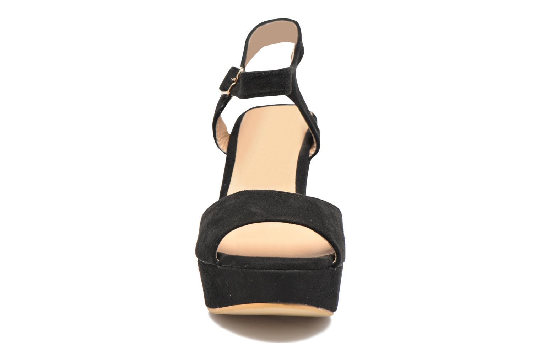 Sandales et nu-pieds Refresh Mack Noir vue portées chaussures