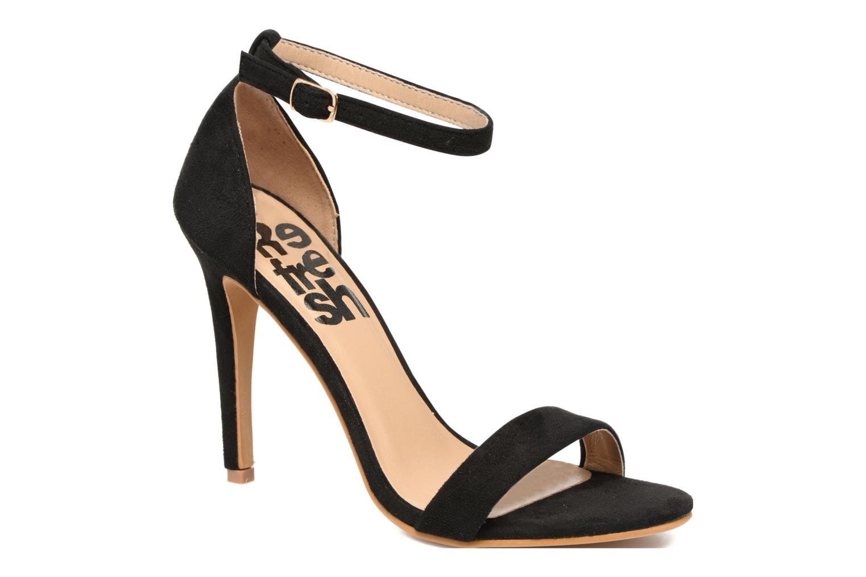 Grandes descuentos últimos zapatos Refresh Dedram (Negro) - Sandalias Descuento