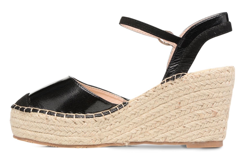 Sandali e scarpe aperte Refresh Majan Nero immagine frontale