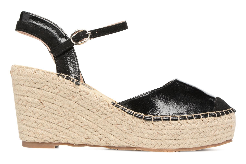 Sandali e scarpe aperte Refresh Majan Nero immagine posteriore