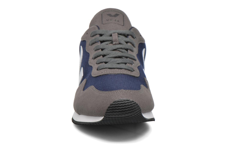 Baskets Veja Sdu Noir vue portées chaussures