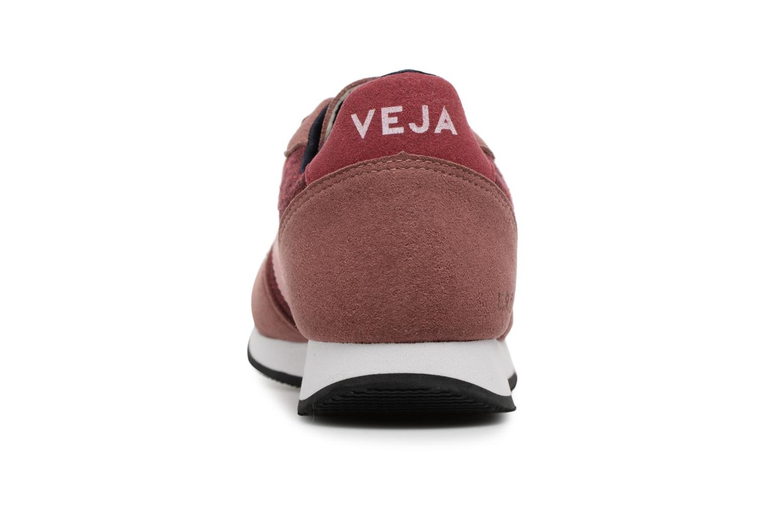 Trainers Veja Sdu Burgundy view from the right