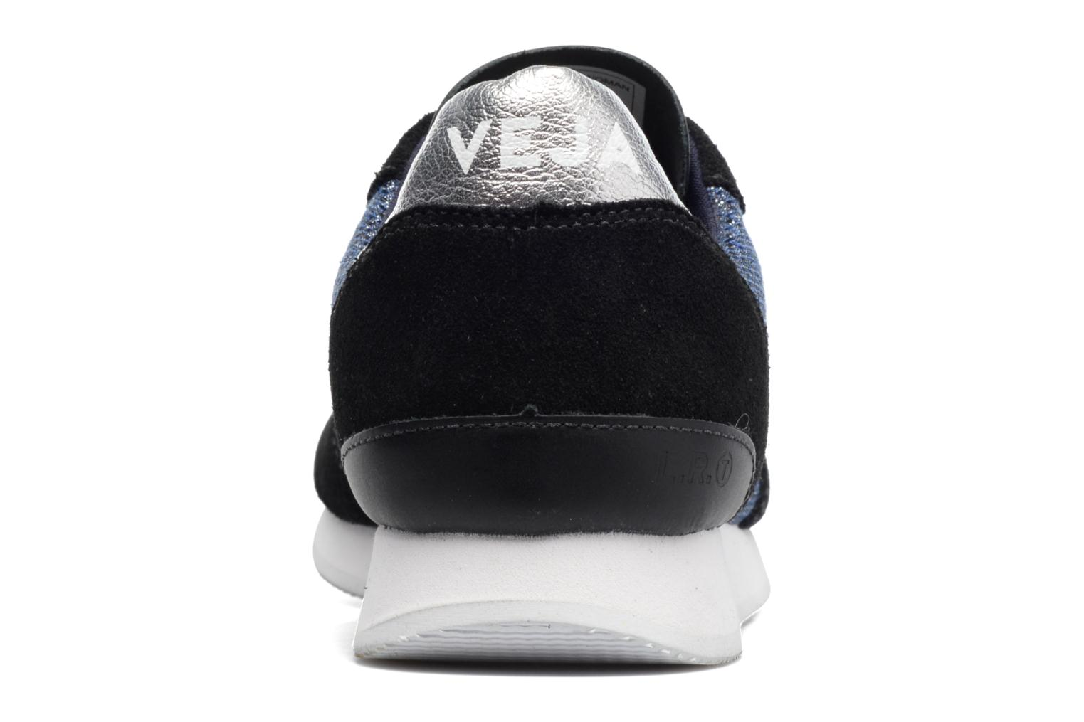 Baskets Veja Holiday Low Top Bleu vue droite