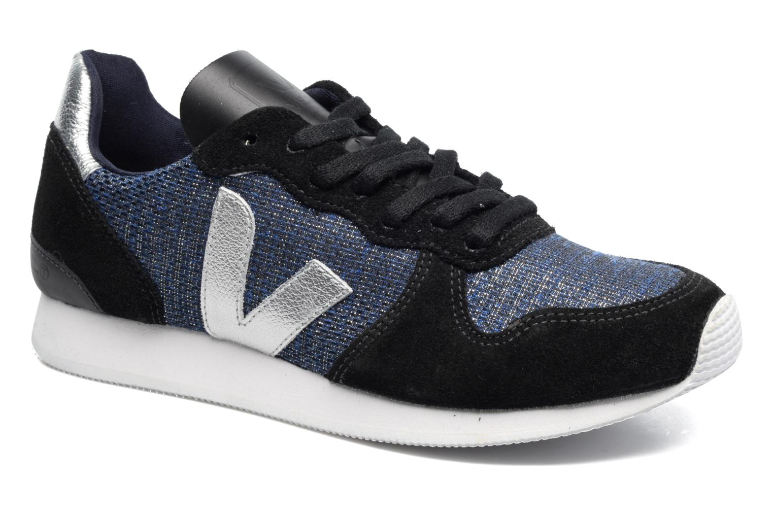 Baskets Veja Holiday Low Top Bleu vue détail/paire