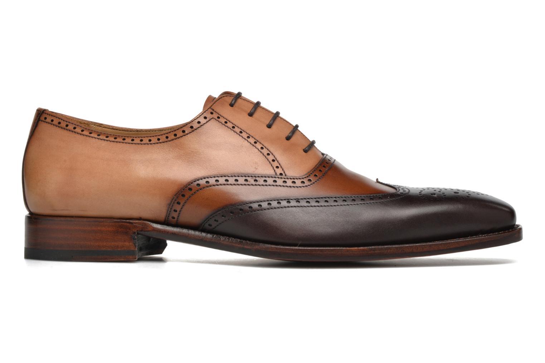 Chaussures à lacets Marvin&Co Luxe Walton-on - Cousu Goodyear Marron vue derrière