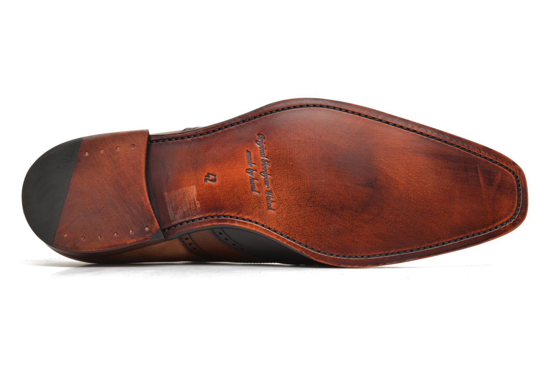 Chaussures à lacets Marvin&Co Luxe Walton-on - Cousu Goodyear Marron vue haut