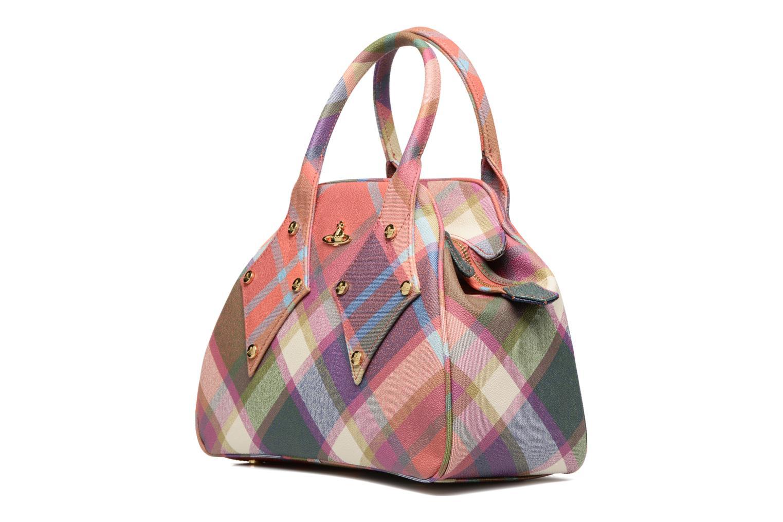 Sacs à main Vivienne Westwood Derby Handbag Multicolore vue portées chaussures