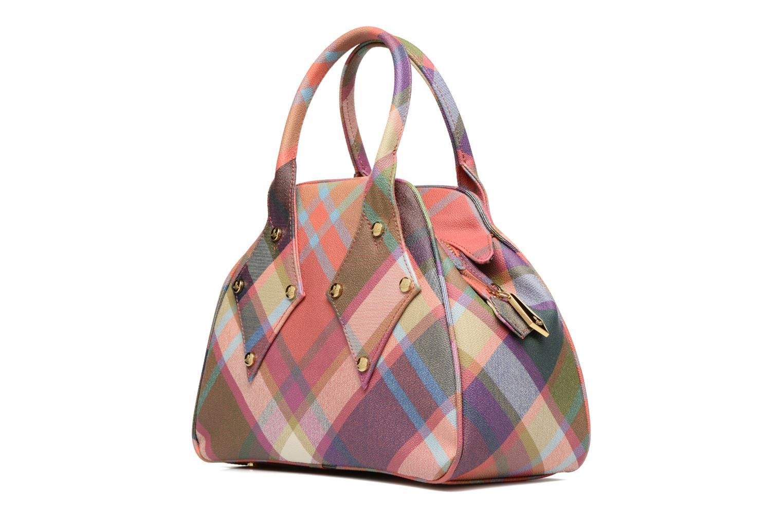 Sacs à main Vivienne Westwood Derby Handbag Multicolore vue droite