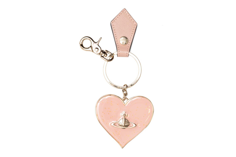 Mirror Heart Gadget Keyholder Pink