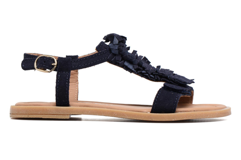 Sandali e scarpe aperte Bisgaard Jona Azzurro immagine posteriore