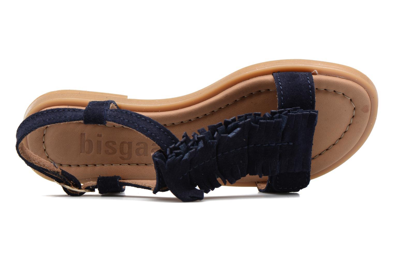 Sandali e scarpe aperte Bisgaard Jona Azzurro immagine sinistra