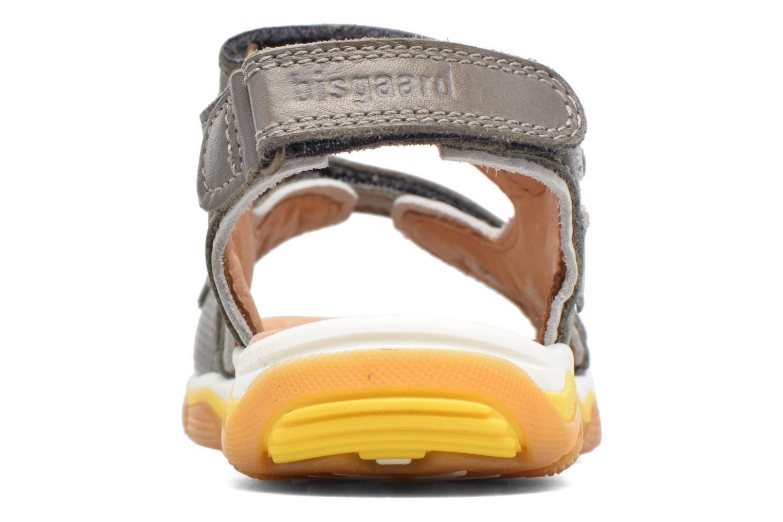 Sandales et nu-pieds Bisgaard Steen Gris vue droite