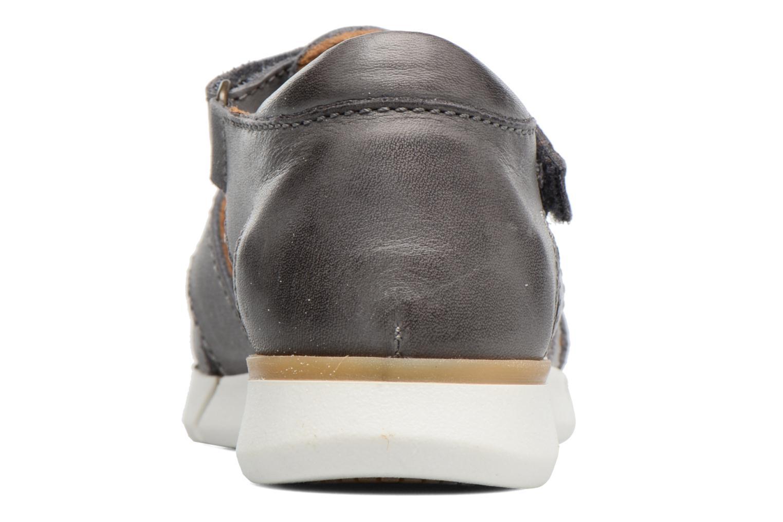 Sandales et nu-pieds Bisgaard Jister Gris vue droite