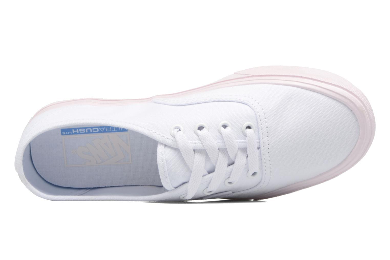 (Pop Pastel) True White/Delicacy Vans Authentic Lite W (Blanc)