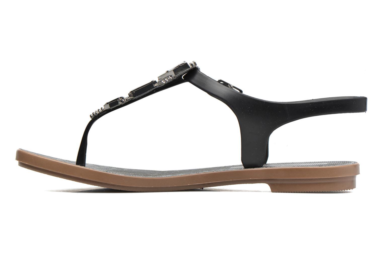 Sandalen Grendha Jewel Sandal Zwart voorkant