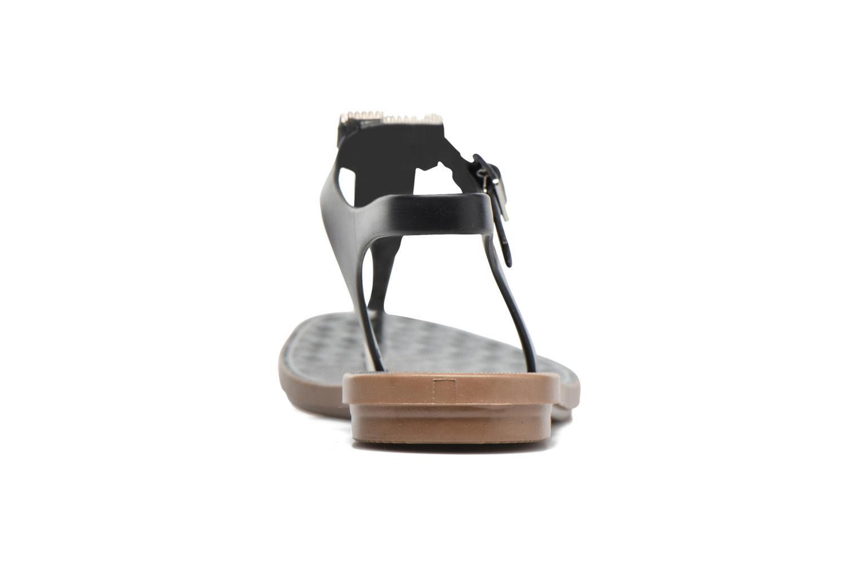 Sandalen Grendha Jewel Sandal Zwart rechts
