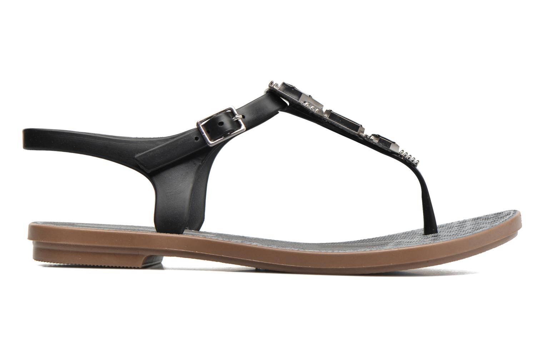 Sandalen Grendha Jewel Sandal Zwart achterkant