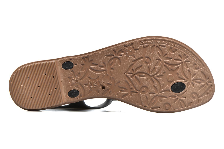 Sandalen Grendha Jewel Sandal Zwart boven