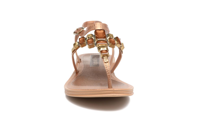 Sandales et nu-pieds Grendha Realce Sandal fem Bleu vue portées chaussures