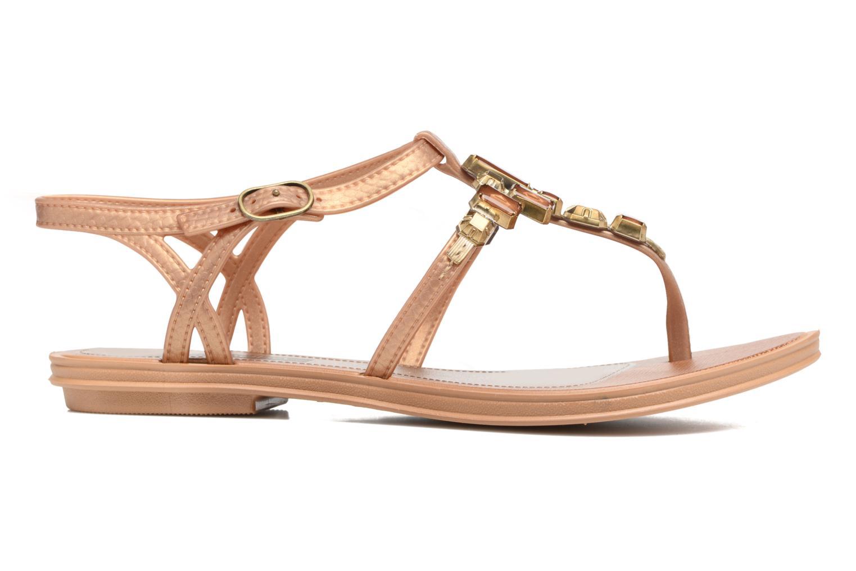 Sandales et nu-pieds Grendha Realce Sandal fem Bleu vue derrière