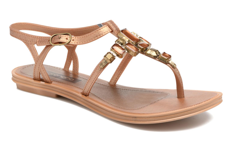Sandales et nu-pieds Grendha Realce Sandal fem Bleu vue détail/paire