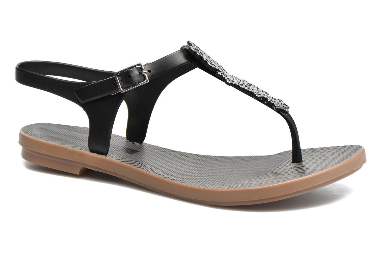 Sandales et nu-pieds Grendha Romantic Sandal Fem Noir vue détail/paire