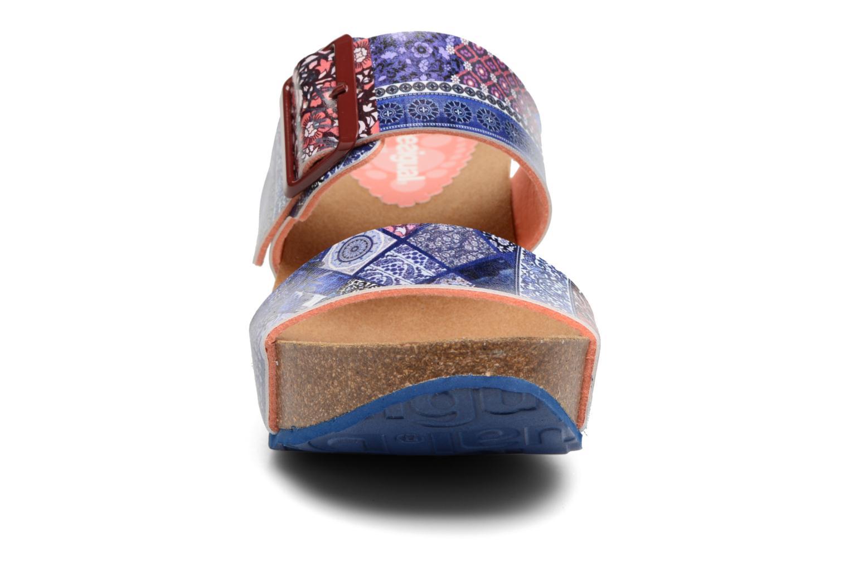 Sandalen Desigual SHOES_BIO 8 mehrfarbig schuhe getragen