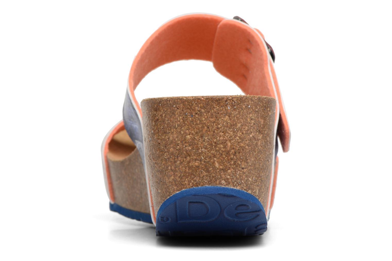Sandalen Desigual SHOES_BIO 8 mehrfarbig ansicht von rechts