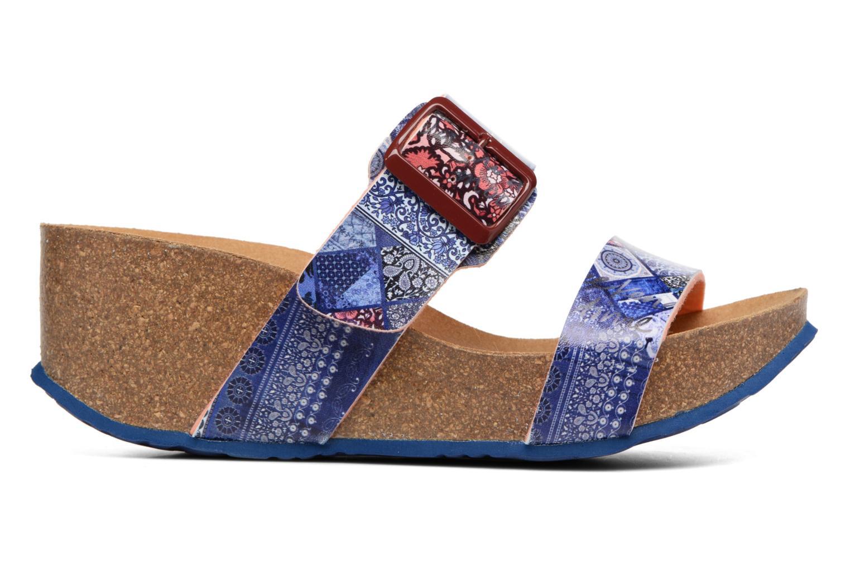 Sandalen Desigual SHOES_BIO 8 mehrfarbig ansicht von hinten