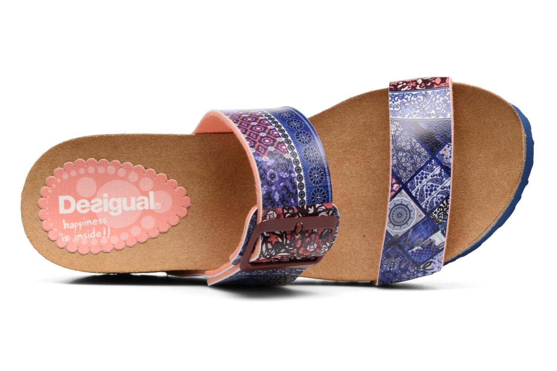 Sandalen Desigual SHOES_BIO 8 mehrfarbig ansicht von links