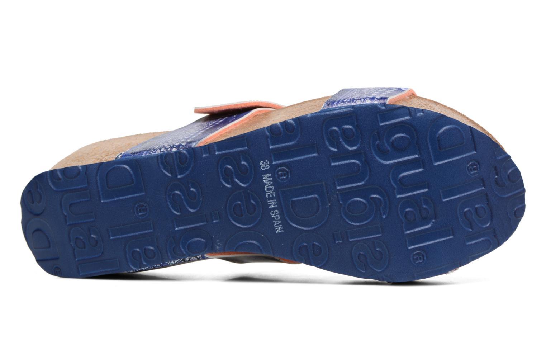Sandalen Desigual SHOES_BIO 8 mehrfarbig ansicht von oben