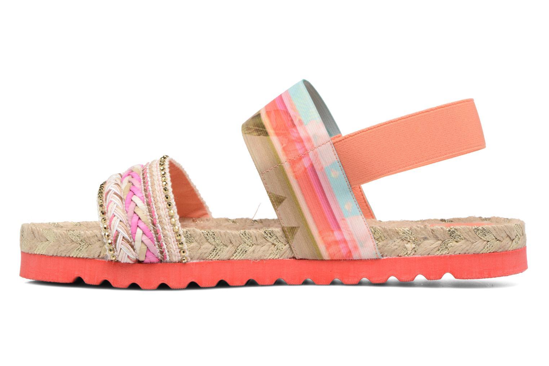 Sandalen Desigual SHOES_FORMENTERA Multicolor voorkant