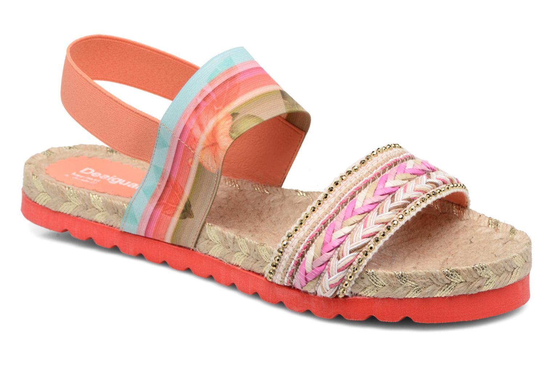 Sandals Desigual SHOES_FORMENTERA Multicolor detailed view/ Pair view