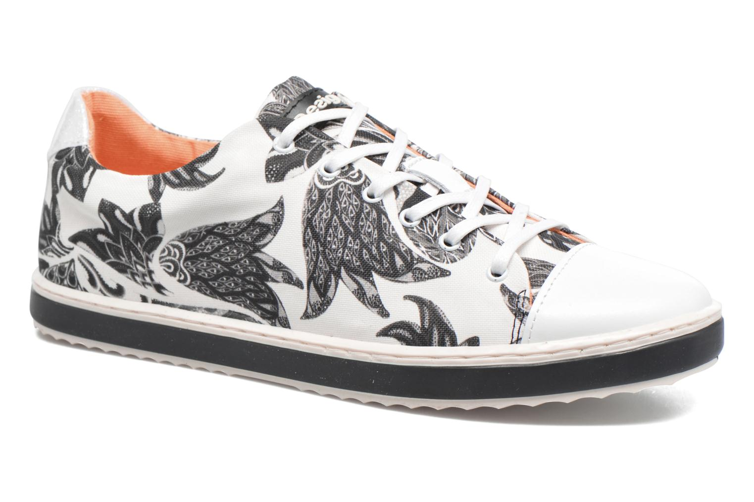 Sneaker Desigual SHOES_SUPPER HAPPY mehrfarbig detaillierte ansicht/modell